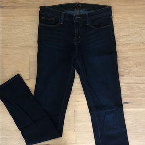 JBrand dark wash jeans